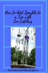 How to add sparkle to aTree with Suncatchers