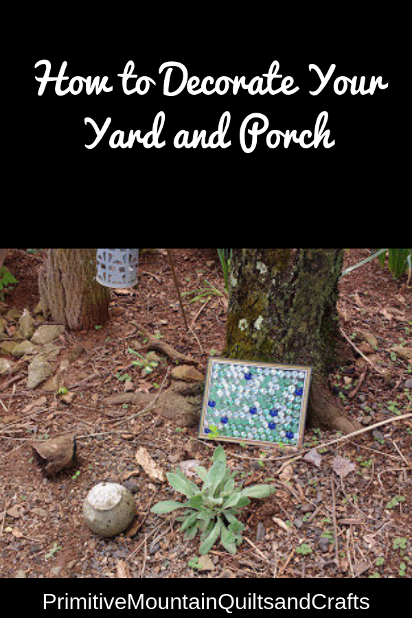 How to Decorate Your Yard and Porch