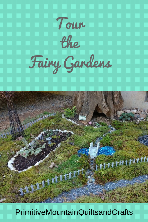 Tour the Fairy Gardens