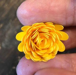 flower loosening up