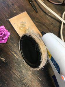 making lid