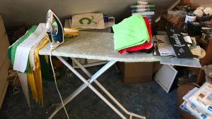 How to Make Your Ironing Board Bigger