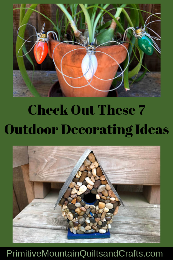 Check Out These 7 Outdoor Decorating Ideas