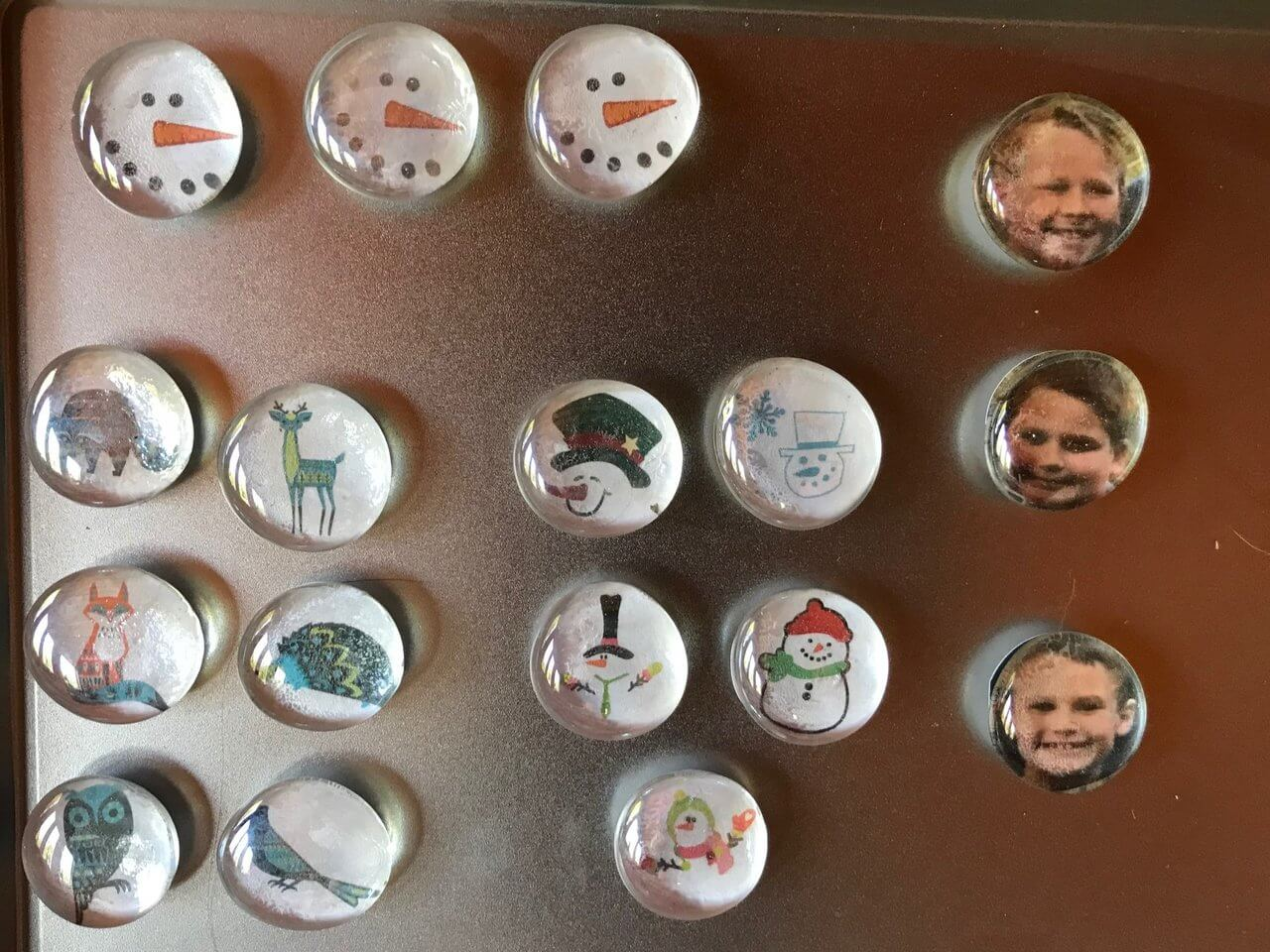 Marvelous Magnets With Cricut Primitive Mountain Quilts And Crafts